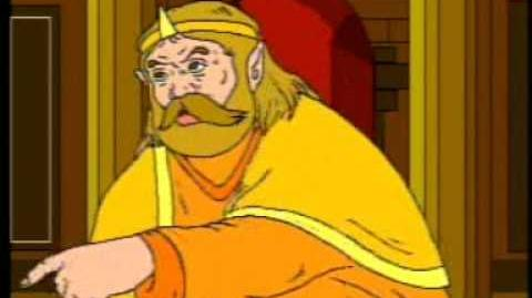 Youtube Poop King Harkinian Breaks the Mold
