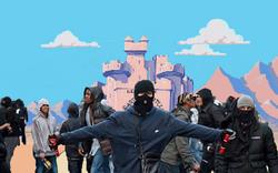 Hyrule Castle riot