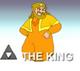 Confident King