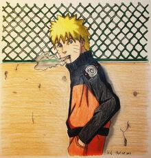 Naruto uzumaki smoking 2 by djsweetz-d6okiin