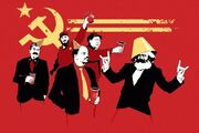 Commies awesome printing on t shirt credits to whoever made this 88d211 4026049