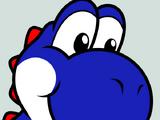 Blue Yoshi