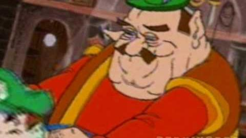 Youtube Poop - Hotel Mario Deleted Cutscenes
