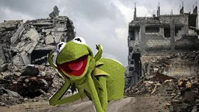 Child Kermit