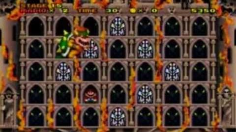 Hotel Mario Final Boss