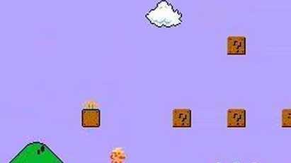 Super Mario Bros. (NES) Level 1-1