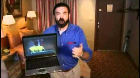 Youtube Poop Billy Mays Is Watching Your Mom In The Shower