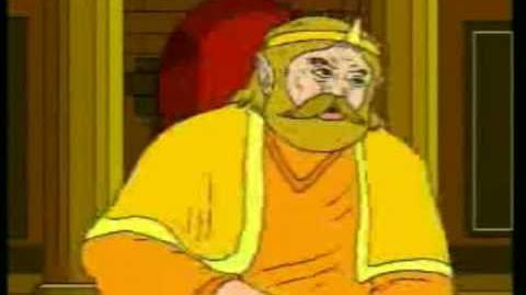 Youtube Poop The King Has Drug Problems