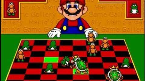 Mario's Fundamentals - Checkers Part 1