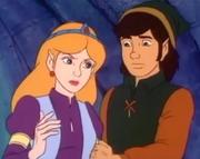 Bizzaro Link and Bizzaro Zelda 4