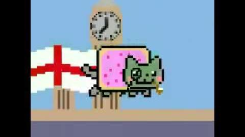 British Nyan Cat