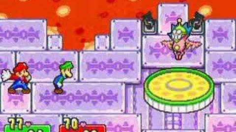 Mario & Luigi Superstar Saga - Fawful
