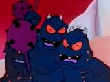 Plaque monsters