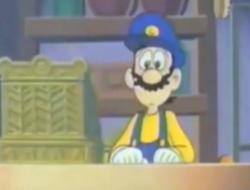 Anime Luigi