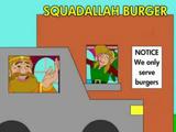 Squadallah Burger