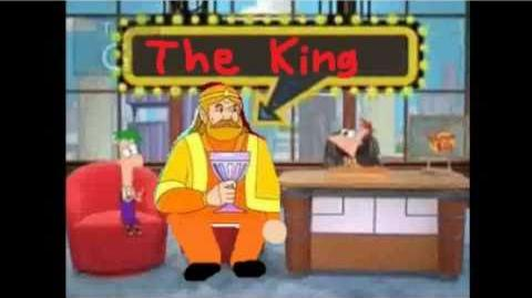 YTP-Phineas and Ferb Interview The King