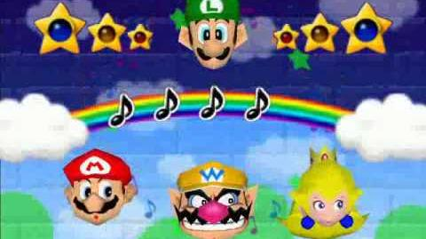 Mario Party 2 Luigi wins by doing absolutely nothing