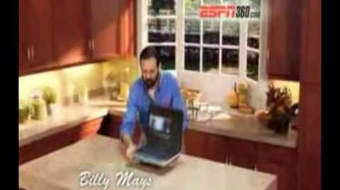 YTP The Billy Mays Channel