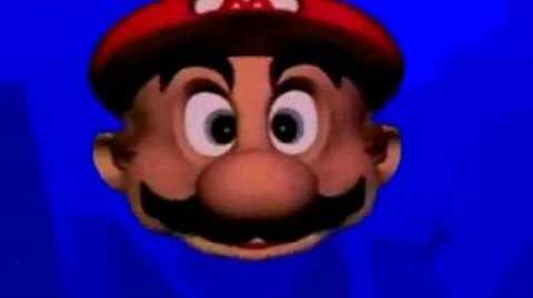 Youtube Poop - Mario's Head Eats a Bag Of Sugar (Reupload)
