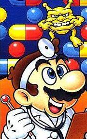 Game dr mario
