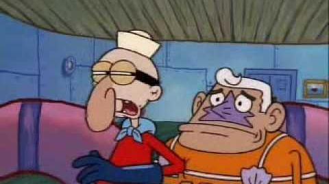 Youtube poop mermaidman and barnacleboy