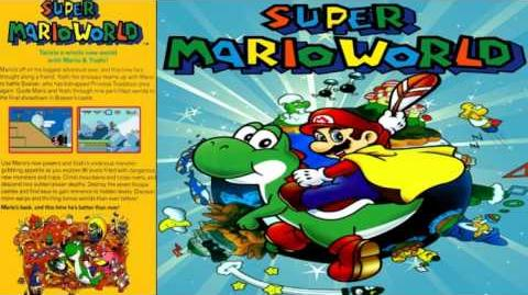Let's Listen Super Mario World - Forest Of Illusion (Extended)