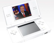 Watch TV on your Nintendo DS