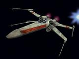 Gwonam's X-wing