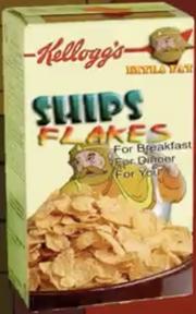 Shipsflakes