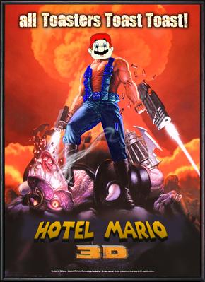 Hotel Mario 3D