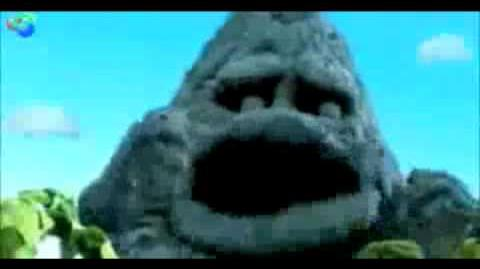 George the Volcano is Twisted