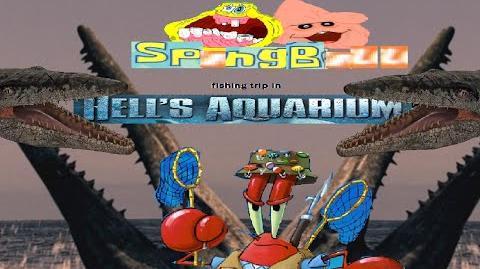 YTP fishing trip in hell's aquarium