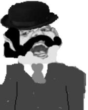 Hardy Harkinian Monochrome