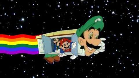 Nyan Mama Luigi