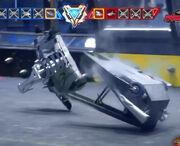 Vulcan Spectre double flip