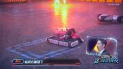 Red River Tank vs Cat King