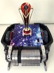 X-303 DRG 2018 trophy
