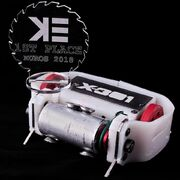 X-301 KE 2018 trophy