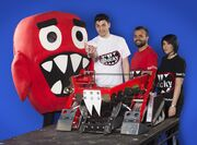 Team Tomco Robot Wars