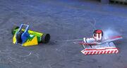 Storm Slasher vs Carioca