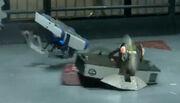 DB12 vs Furious George vs Saber-X 3