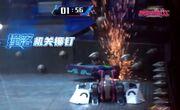 Iron Scrap vs Cat King 3