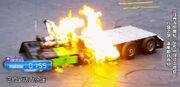 Chiyung Jinlun Snake flame jets