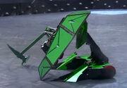 Emerald vs Snake 2