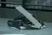 Luna-Tic lifter damage