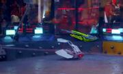 Tánshè vs Orby Blade
