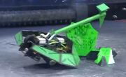 Emerald vs Snake 3