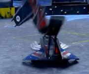 Vulcan flips Drift 1