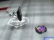 X-303 vs Luna-Tic 2