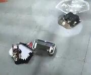 Pendulum vs Hedgebot